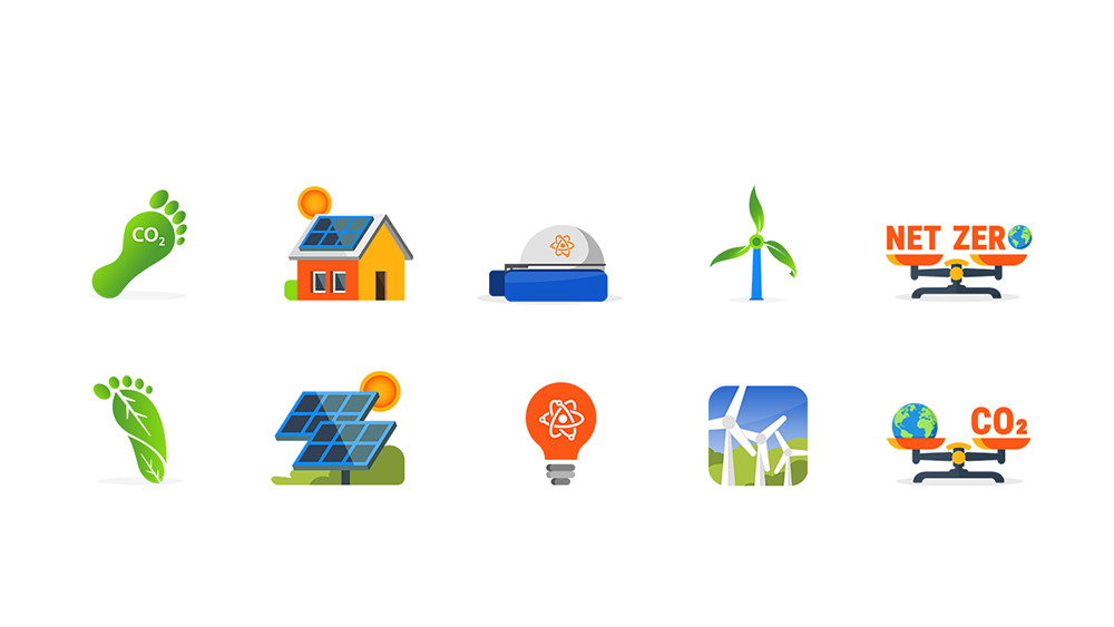 EDF has today launched a new collection of emojis