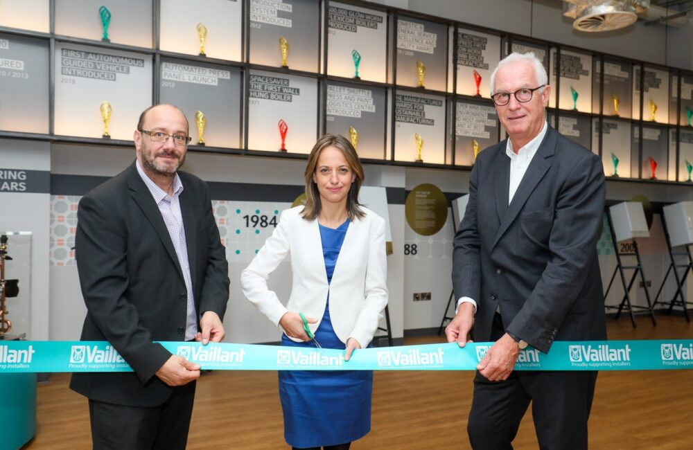 vaillant centre opens